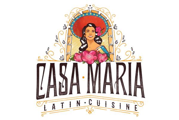 Casa Maria Latin Cuisine logo