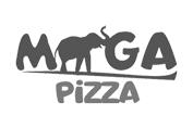 Mega Pizza logo