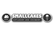 Smallcakes Cupcakery & Creamery logo