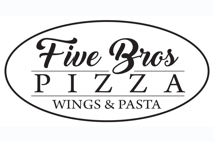 Five Bros Pizza logo