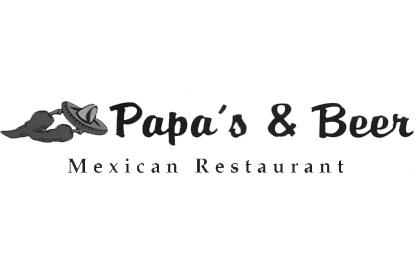 Papa's & Beer Brevard Rd. logo