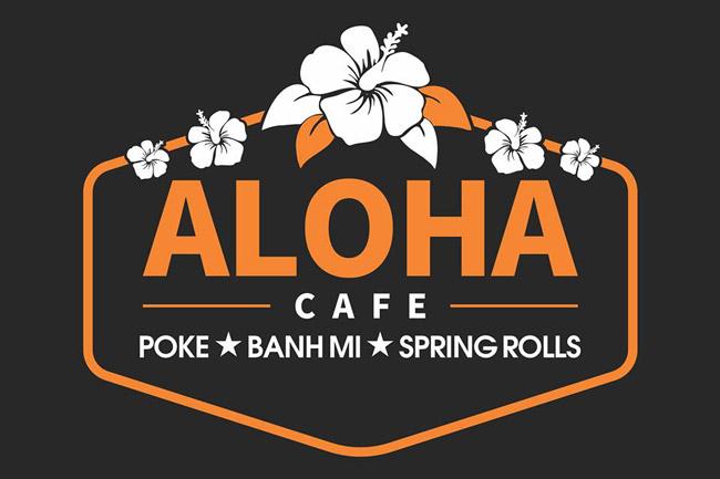 Aloha Cafe logo