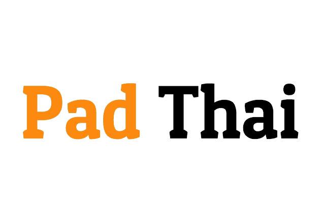Pad Thai logo