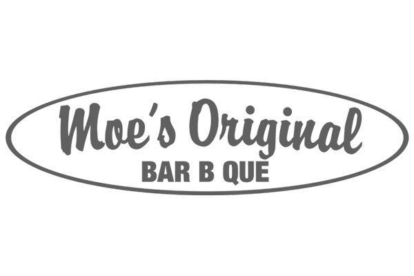 Moe's Original Bar B Que logo