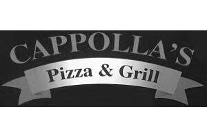 Cappolla's Pizza & Grill logo