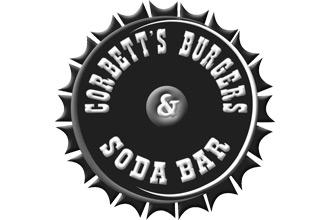 Corbett's Burgers & Soda Bar logo