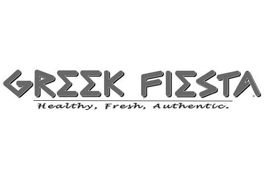 Greek Fiesta | Crossroads logo