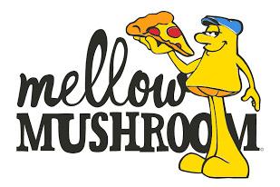 Mellow Mushroom | Cary logo