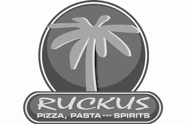 Ruckus Pizza | Cary logo