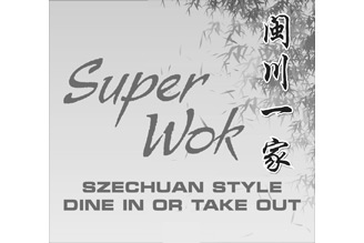 Super Wok logo