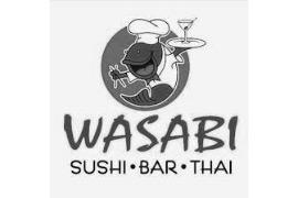 Wasabi Thai & Sushi logo