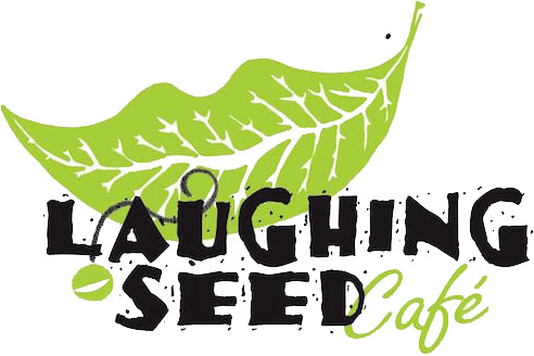 Laughing Seed Cafe logo