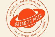 Galactic Pizza logo