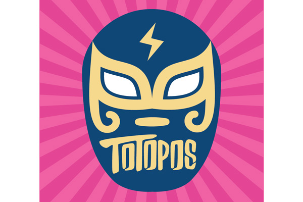 Totopos Street Food & Tequila logo