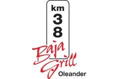 K38 Baja Grill | Oleander logo