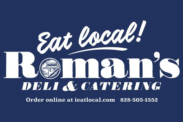 Roman's Deli & Catering logo