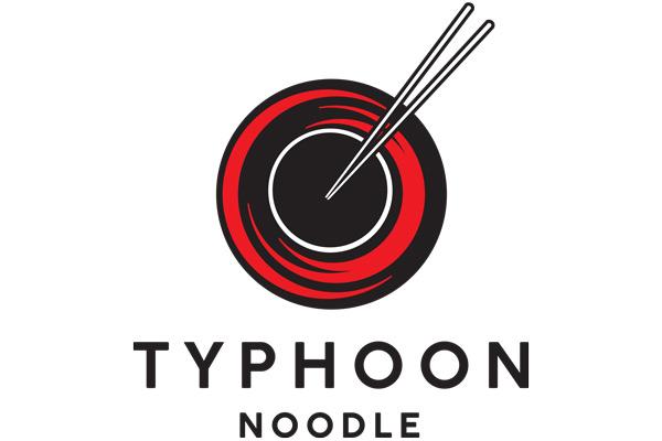 Typhoon Noodle logo