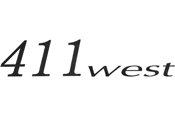 411 West logo