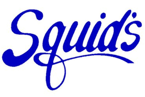 Squid's Restaurant logo