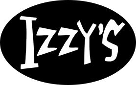 Izzy's Coffee House logo