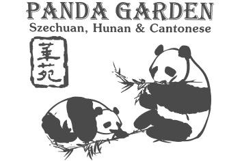 Panda Garden logo