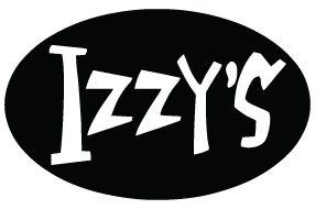 Izzy's Coffee Den logo