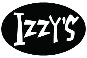 Izzy's Coffee Den logo