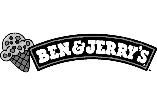 Ben & Jerry's Ice Cream Shop logo
