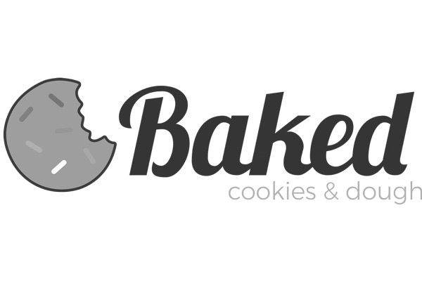 Baked Cookies & Dough logo