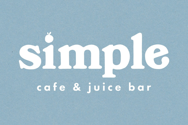 Simple Cafe & Juice Bar logo