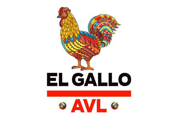 El Gallo for Hi-Wire Brewing logo