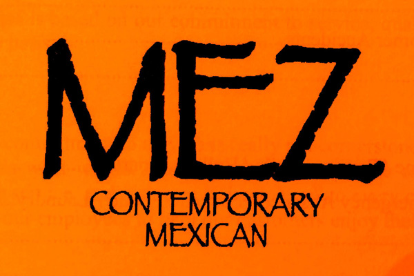 Mez Contemporary Mexican logo