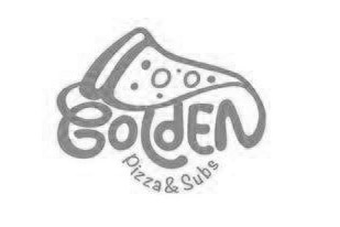 Golden Pizza & Subs logo