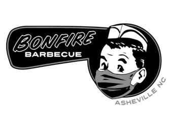 Bonfire BBQ logo
