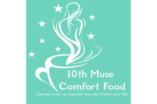 10th Muse Comfort Food logo