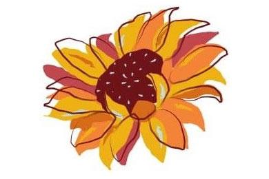 Sunflower Diner logo