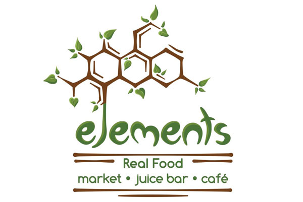 Elements Real Food logo