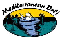 Mediterranean Deli logo