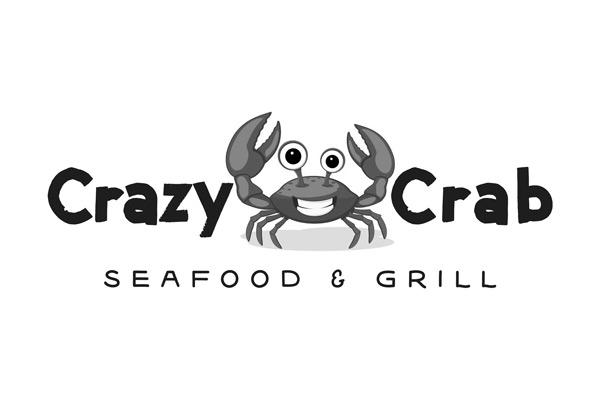 Crazy Crab Seafood & Grill logo