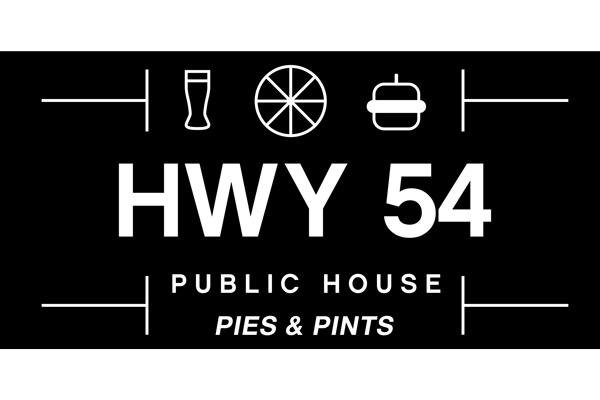 Hwy 54 Public House logo